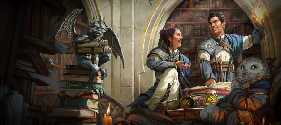 5 cărți de Dungeons & Dragons care se lansează la final de 2021