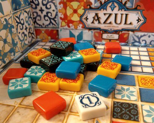Azul jocuri in doi