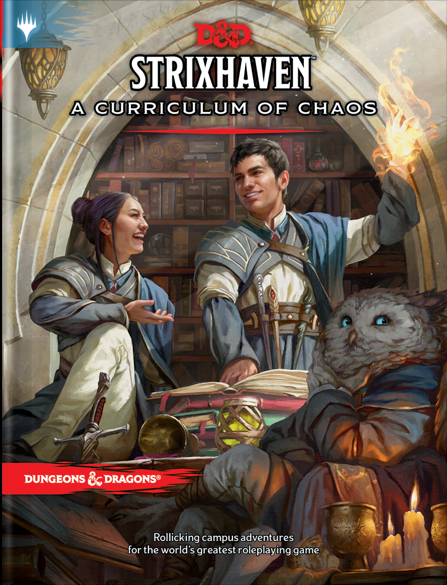 Strixhaven A Curriculum of Chaos