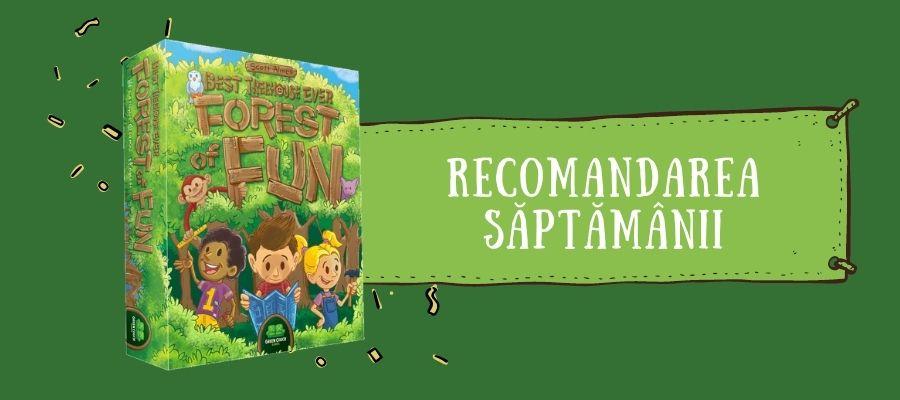 Recomandarea săptămânii: Best Treehouse Ever - Forest of Fun