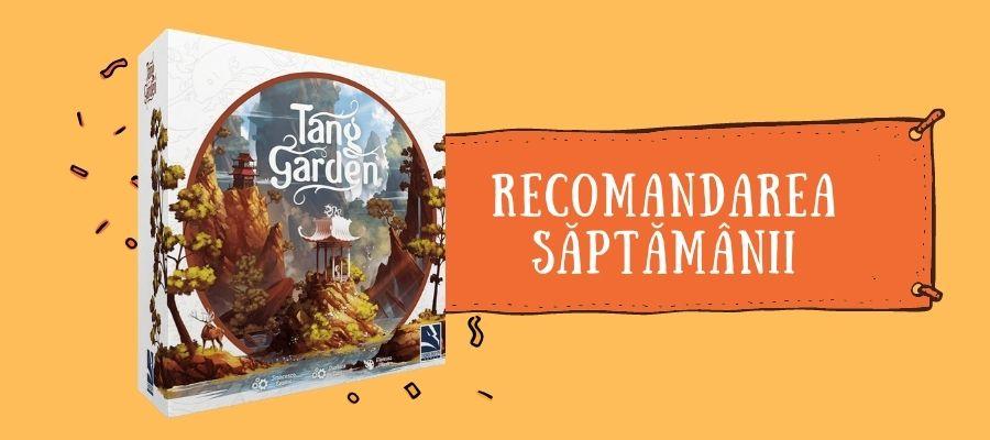 Recomandarea săptămânii: Tang Garden