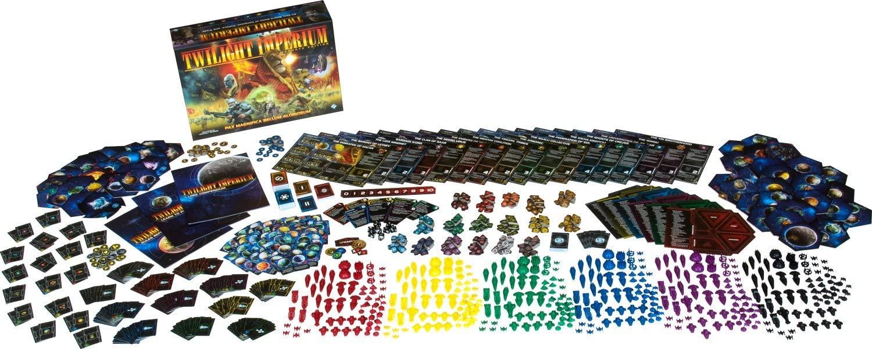 Twilight Imperium Fourth Edition
