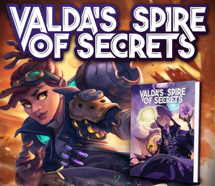 Valda's Spire of Secrets: A Colossal Expansion for DnD 5E