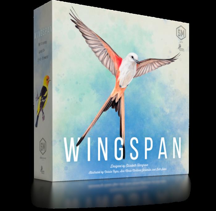 Wingspan + Oceania + European Expansion - EN [1]