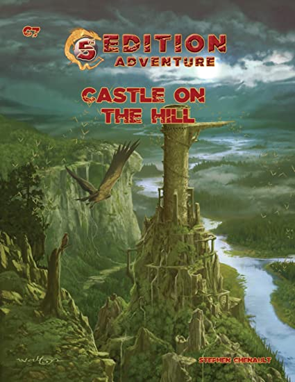5th Edition Adventure - C7 Castle on the Hill - EN 0