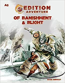 5th Edition Adventures - A6 Of Banishment & Blight - EN 0