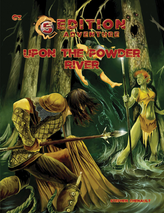 5th Edition Adventures - C3 Upon the Powder River 0
