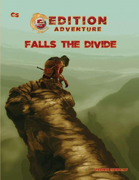 5th Edition Adventures - C5 Falls the Divide - EN 0