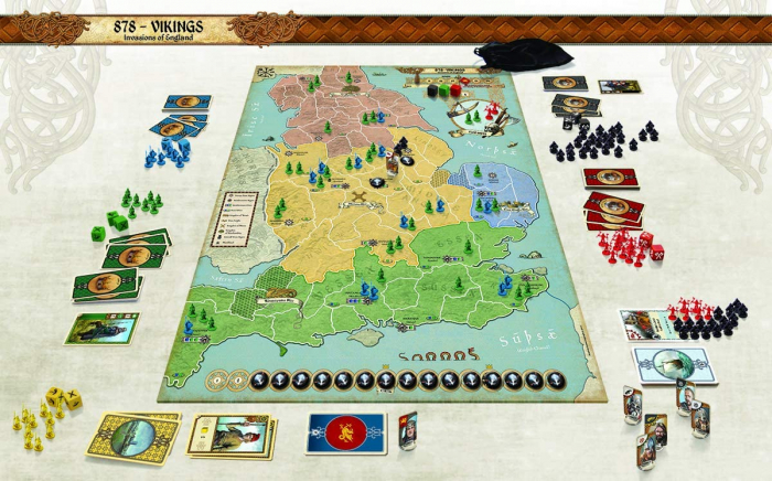 878: Vikings - Invasions of England 2nd Edition - EN [2]
