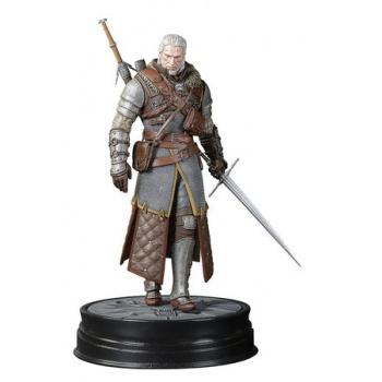 The Witcher 3 - Wild Hunt: Geralt Grandmaster Ursine Figure 0