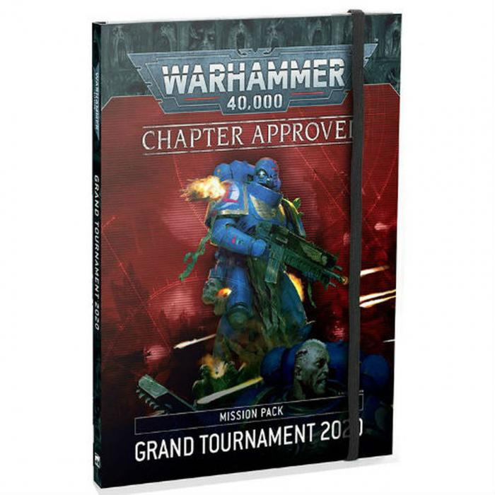Warhammer 40K Grand Tournament 2020 0