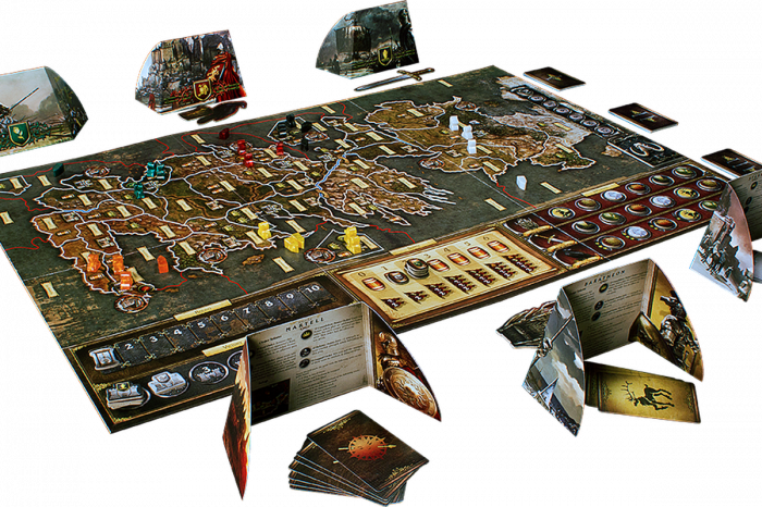 A Game of Thrones Boardgame 2nd Edition - EN 1