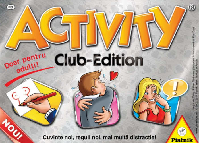 Activity Club Edition RO 0