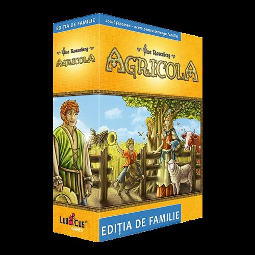 Agricola  - Editia pentru familie 0