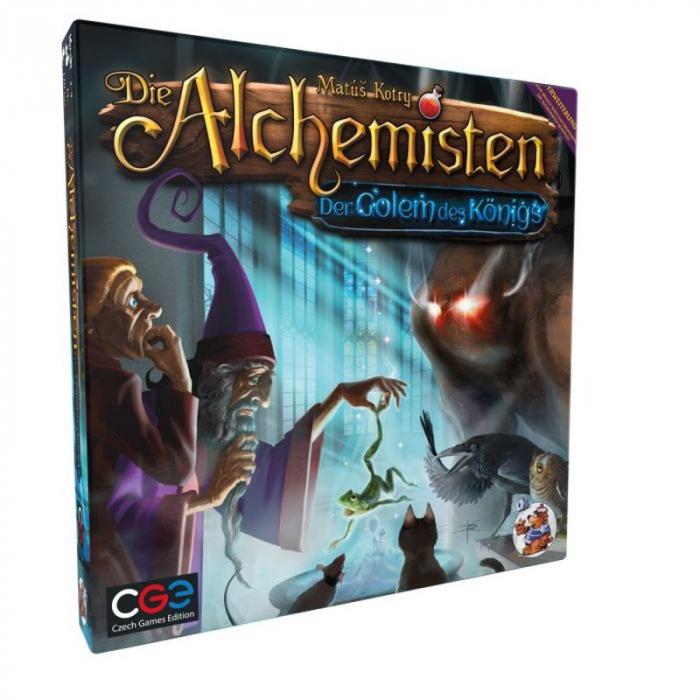 Alchemists - Promo Pack 2