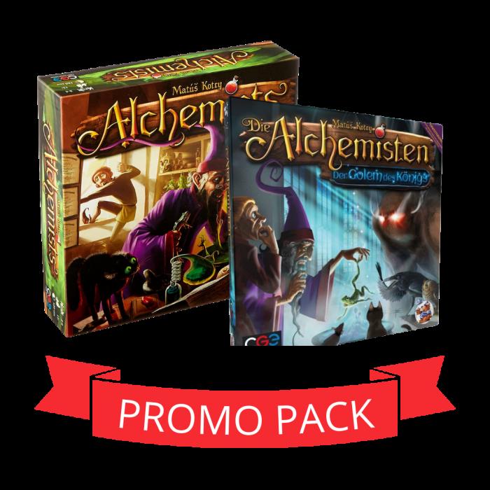 Alchemists - Promo Pack 0