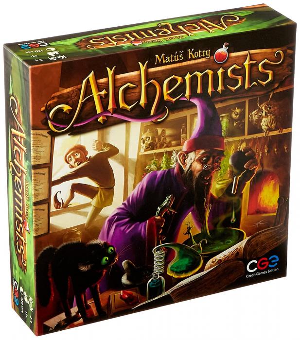Alchemists - Promo Pack 1