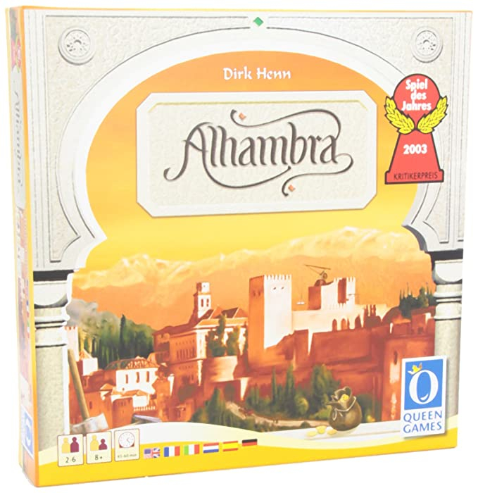 Alhambra - RO 0