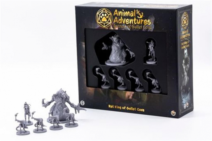 Animal Adventures Gullet Cove Bad Guys Miniatures - Promo Pack [1]