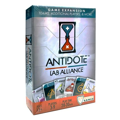Antidote: Lab Alliance - EN 0