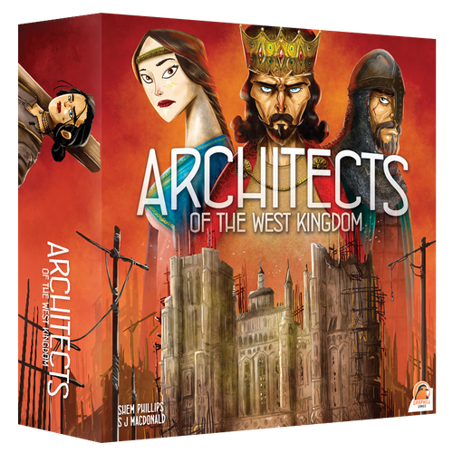 Architects of the West Kingdom - Promo Pack 1