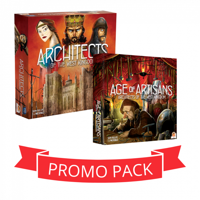 Architects of the West Kingdom - Promo Pack 0