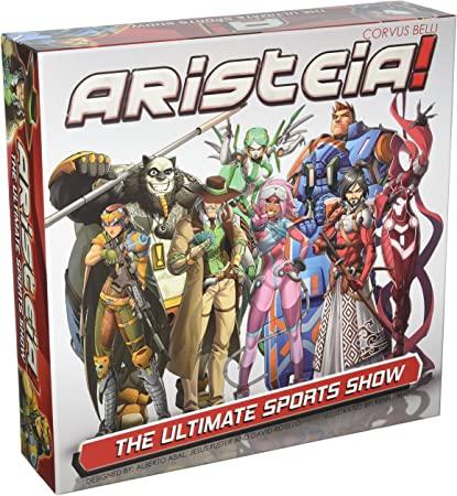 Aristeia! jocuri de societate 0