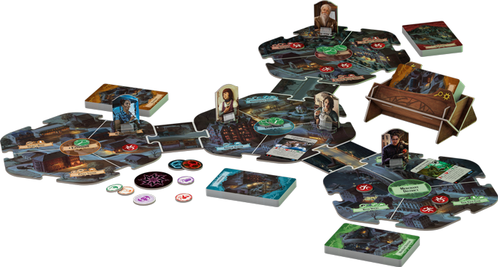 Arkham Horror 3rd Edition 1