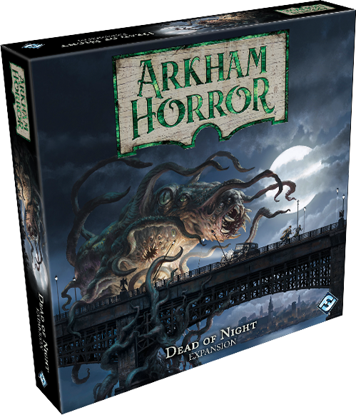 Arkham Horror: The Dead of Night - EN 0