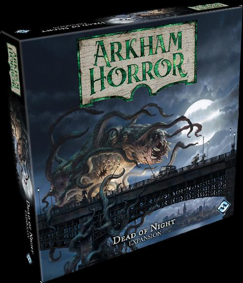 Arkham Horror: The Dead of Night 0