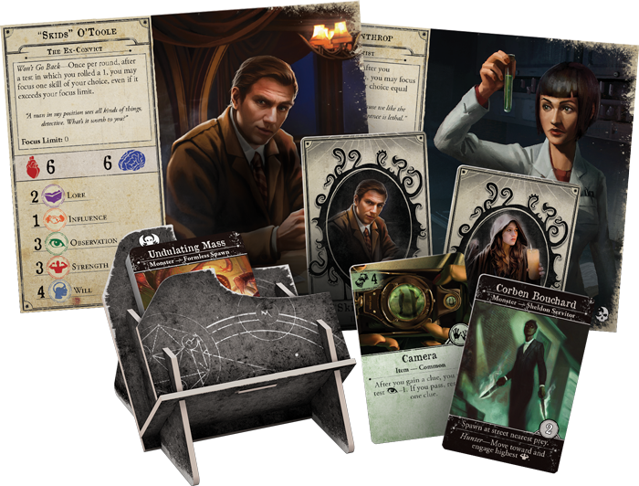 Arkham Horror: The Dead of Night - EN 1