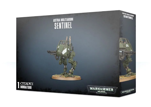 Astra Militarum Sentinel - GW 0