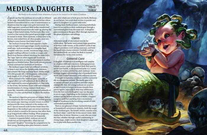 Baby Bestiary: Volume 2 (5e Sourcebook) - EN 1