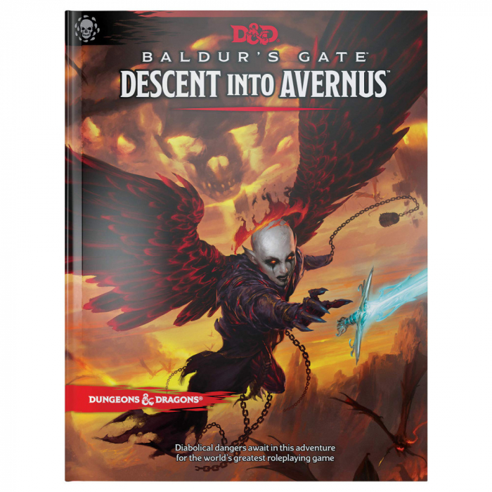 Baldur's Gate: Descent into Avernus Adventure Book - EN 0
