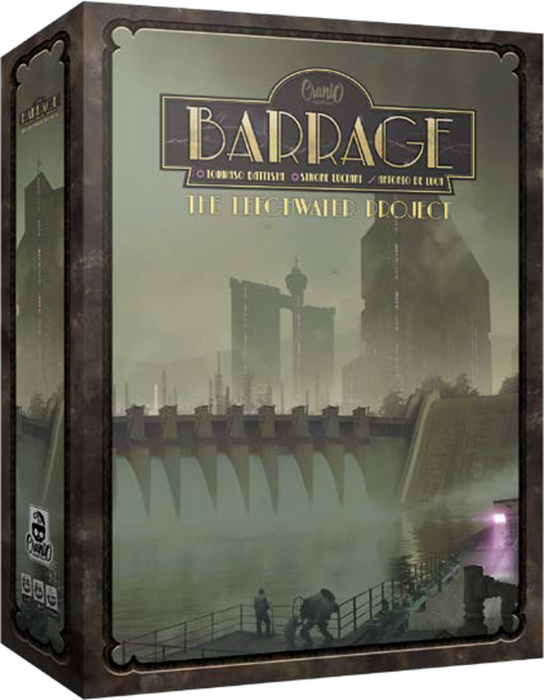 Barrage - The Leeghwater Project 0