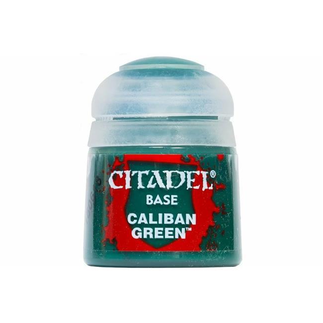 Base: Caliban Green 0