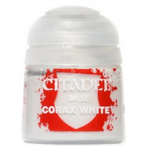 Base: Corax White - GW 0