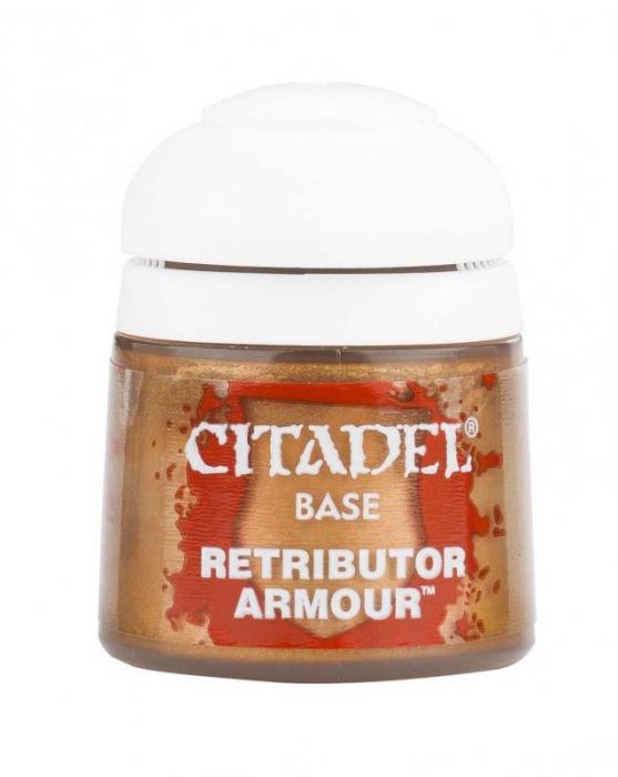 Base: Retributor Armour 0