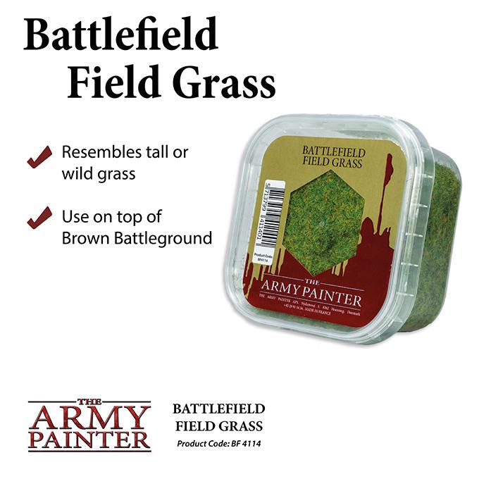 Battlefield Field Grass 1