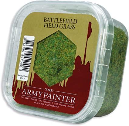 Battlefield Field Grass 0