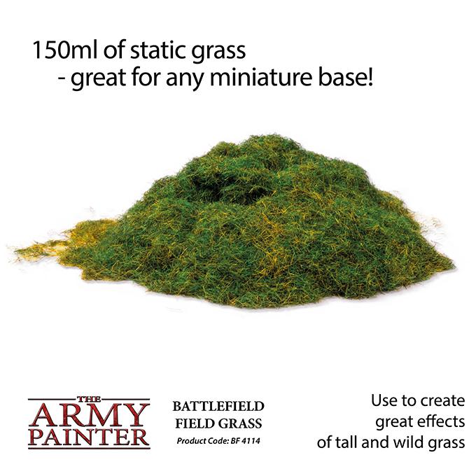 Battlefield Field Grass 2
