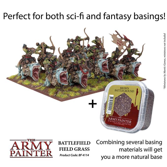 Battlefield Field Grass 5