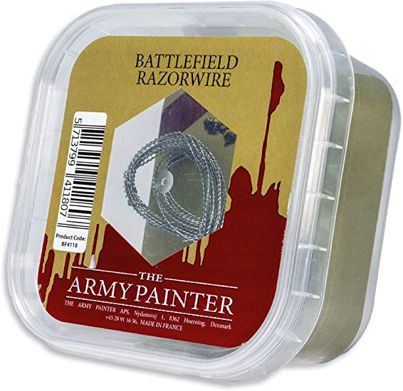 Battlefield Razorwire - The Army Painter 0