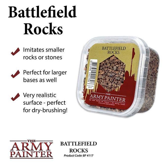Battlefield Rocks - The Army Painter 1