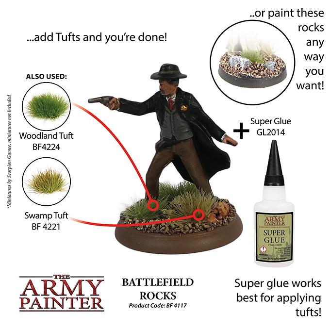 Battlefield Rocks - The Army Painter 5