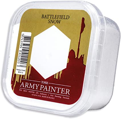 Battlefield Snow - The Army Painter 0
