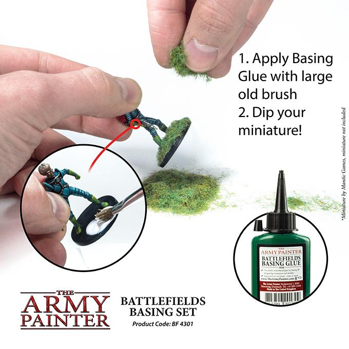 Battlefields Basing Set - The Army Painter 4