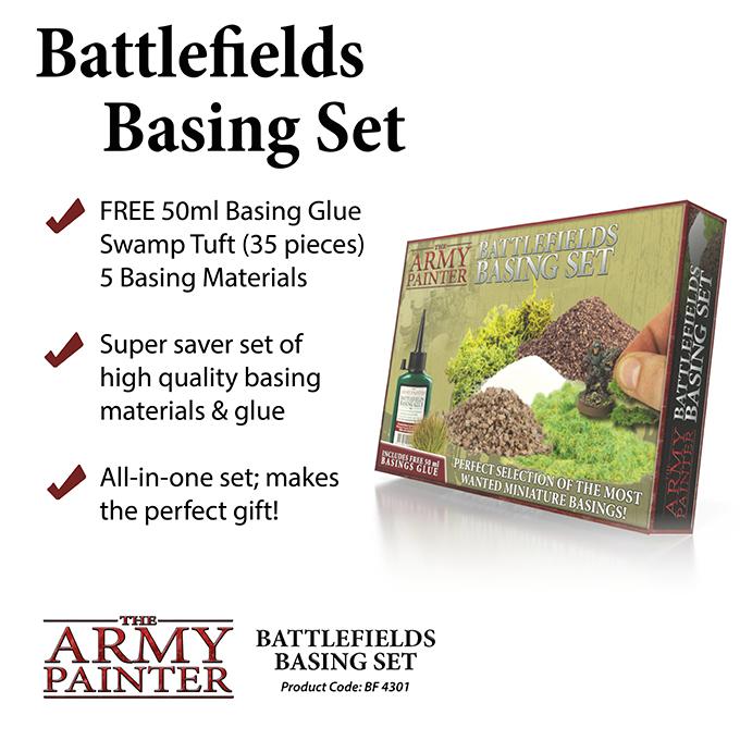 Battlefields Basing Set - The Army Painter 1