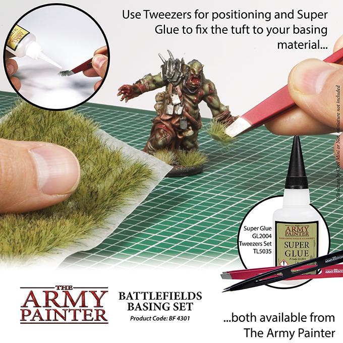 Battlefields Basing Set - The Army Painter 5
