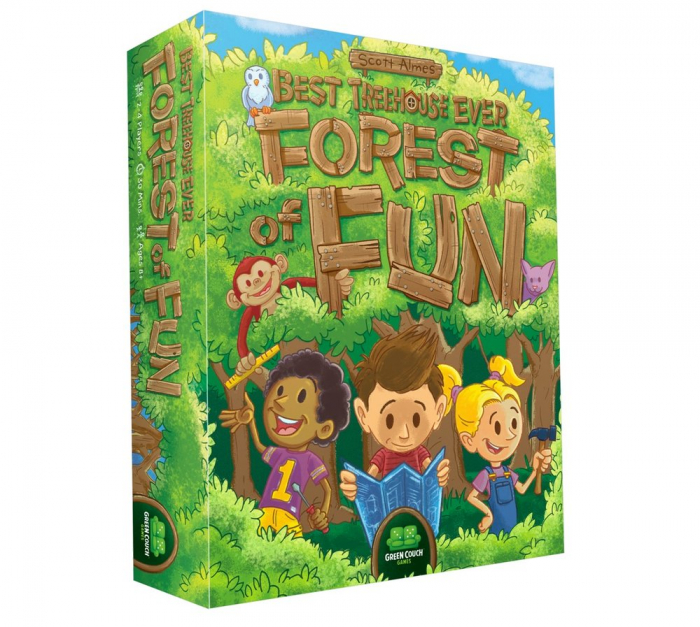 Best Treehouse Ever Forest of Fun 0